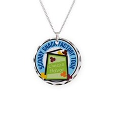 4-scooby snacks Necklace