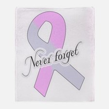 neverforget Throw Blanket