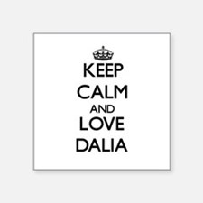 Keep Calm and Love Dalia Sticker