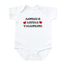 AUNTIE'S LITTLE VALENTINE Infant Bodysuit