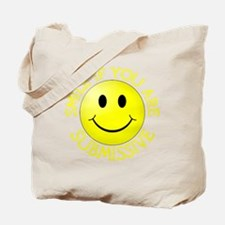 CP-T sub yellow Tote Bag