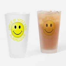 CP-T sub yellow Drinking Glass