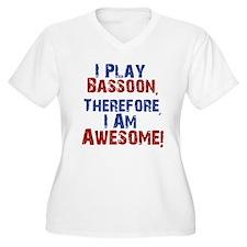 Bassoon copy Plus Size T-Shirt
