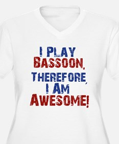 Bassoon copy Plus Size T-Shirt