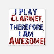 Clarinet copy Sticker