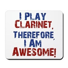 Clarinet copy Mousepad