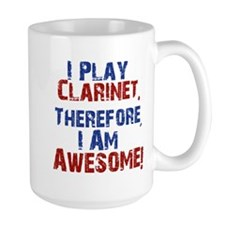 Clarinet copy Mugs