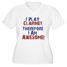 Clarinet copy Plus Size T-Shirt
