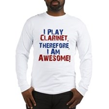 Clarinet copy Long Sleeve T-Shirt