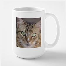 Cat El Tigre Tigger Poo Large Mug