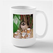 Cat Honey Bunny Purr Pot Mug