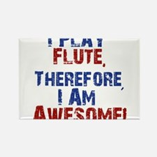 I Play flute Magnets