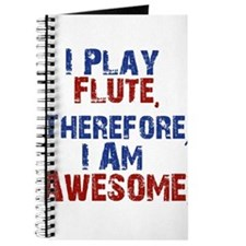 I Play flute Journal