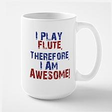I Play flute Mugs