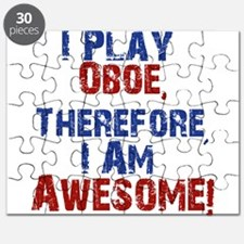 I Play Oboe Puzzle