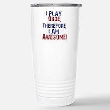 I Play Oboe Travel Mug