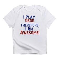 I Play Oboe Infant T-Shirt