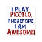Piccolo Bumper Stickers