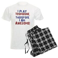 I Play Trombone Pajamas
