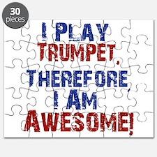 I Play Trumpet Puzzle