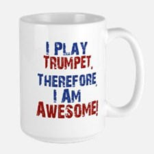 I Play Trumpet Mugs
