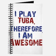 I Play Tuba Journal