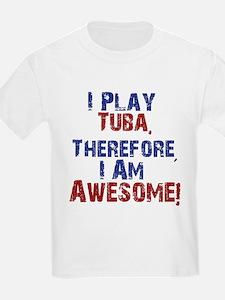 I Play Tuba T-Shirt