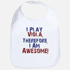 I Play Viola Bib