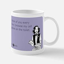 Courtesy Hello Mug