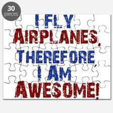 I fly airplanes Puzzle