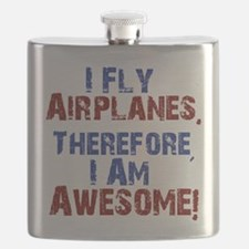 I fly airplanes Flask