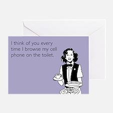 Courtesy Hello Greeting Card