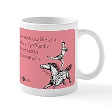Live Each Day Small Mug