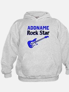 LOVE ROCK N ROLL Hoodie