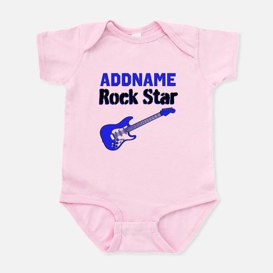LOVE ROCK N ROLL Infant Bodysuit