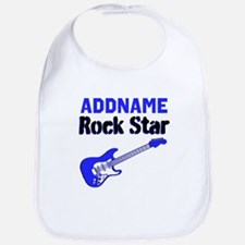 LOVE ROCK N ROLL Bib
