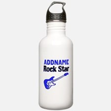LOVE ROCK N ROLL Water Bottle