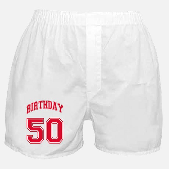 50 Boxer Shorts