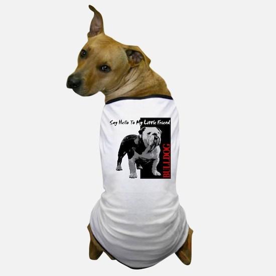 little-friend3-dark Dog T-Shirt