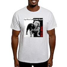 little-friend3-dark T-Shirt