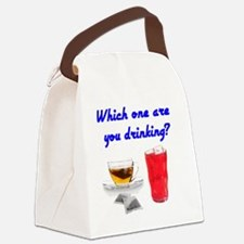 which-one Canvas Lunch Bag