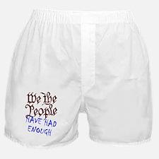 HAD-ENOUGH Boxer Shorts
