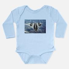 Blackbird SR-71A Long Sleeve Infant Bodysuit