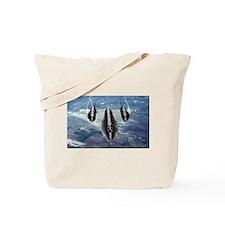 Blackbird SR-71A Tote Bag