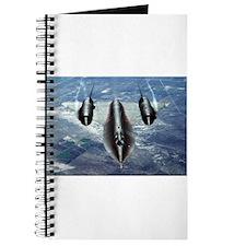 Blackbird SR-71A Journal