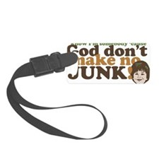 GodJunk Luggage Tag