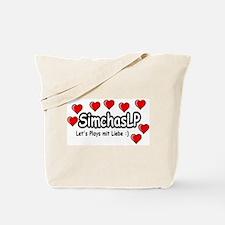 SimchasLP Hearts / SimchasLP Herzen Tote Bag