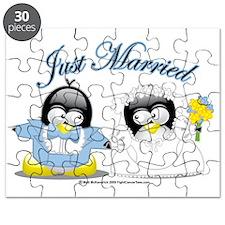 Penguin-Wedding Puzzle