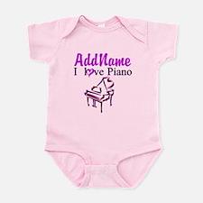 PIANO PLAYER Onesie