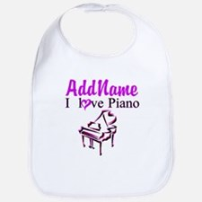 PIANO PLAYER Bib